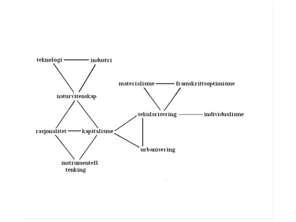 Siegfried Kracauer: Moderniteten er «en dramatisk tilspisset konflikt mellom teknisk perfeksjon og menneskelig ufullkommenhet» Tradisjonsoppbrudd, rotløshet, fragmentering, flyktighet