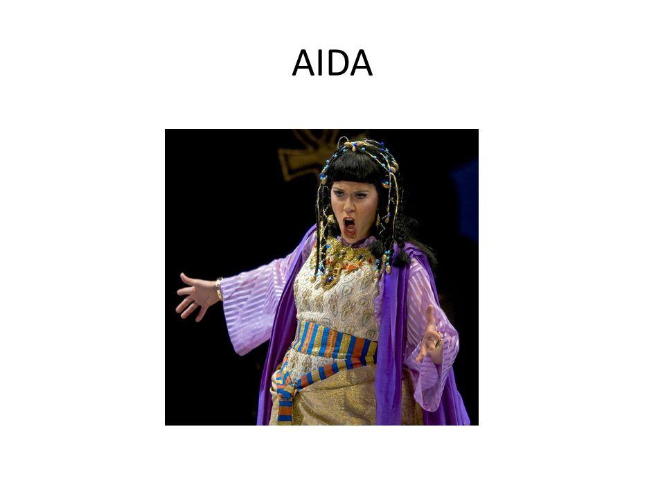 Aida – Attention = omslagsbilde