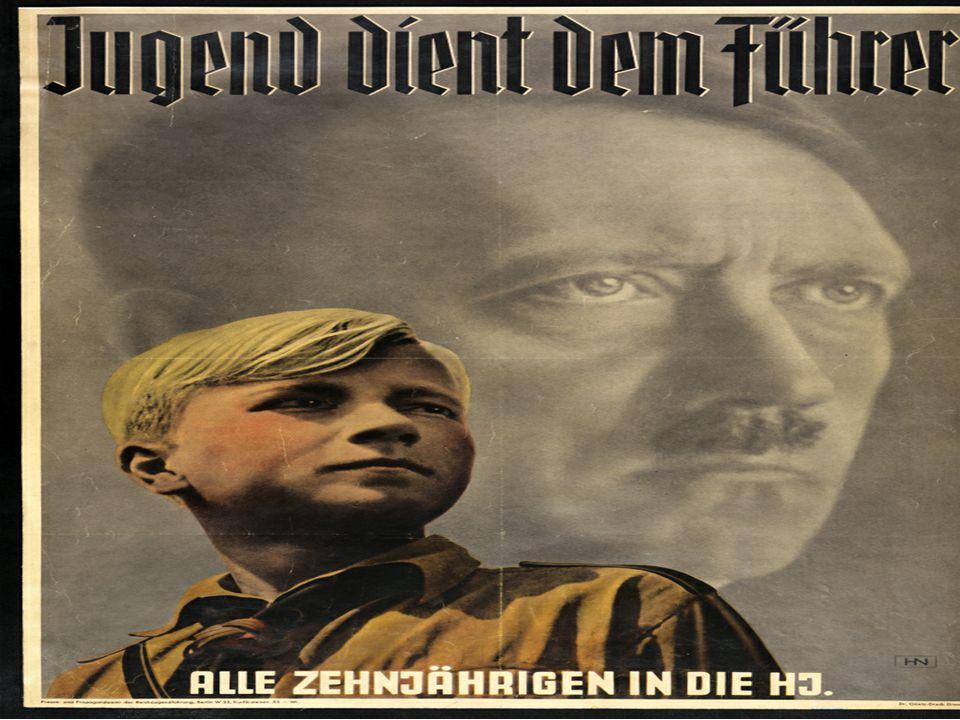 Nazismens fremgang  Noen folkegrupper ble regnet som mer verdifulle enn andre. Sigøynere, polakker, psykisk utviklingshemmede og homofile ble forfulg