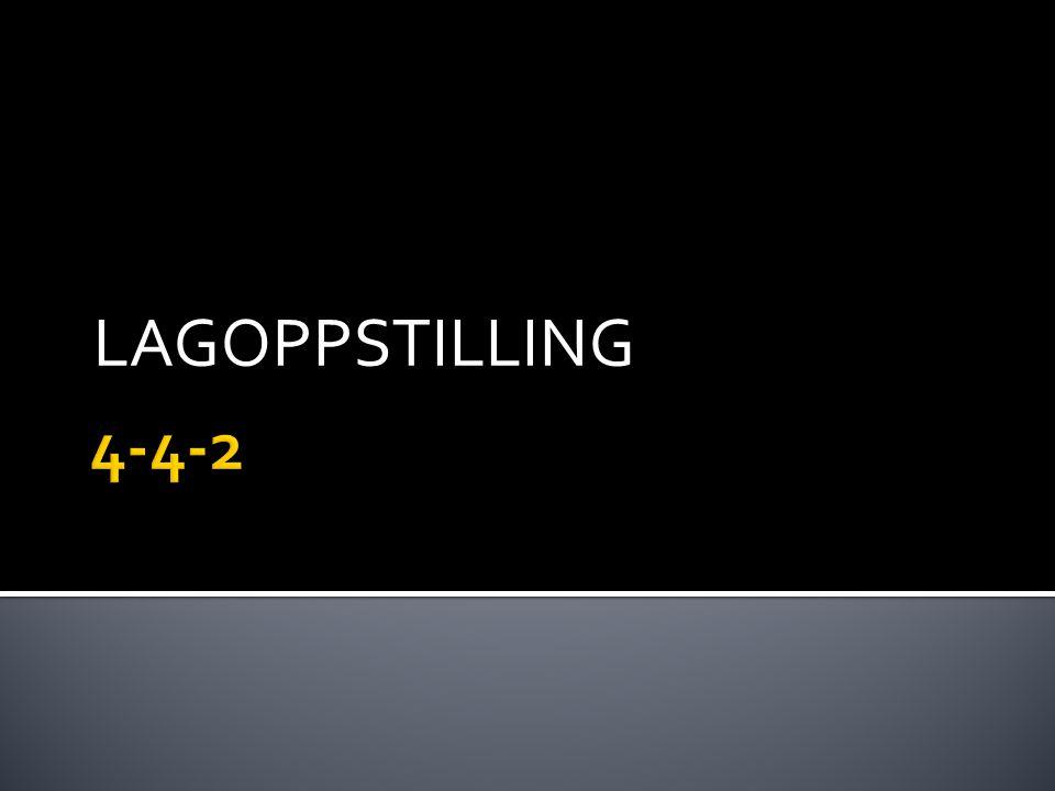 LAGOPPSTILLING