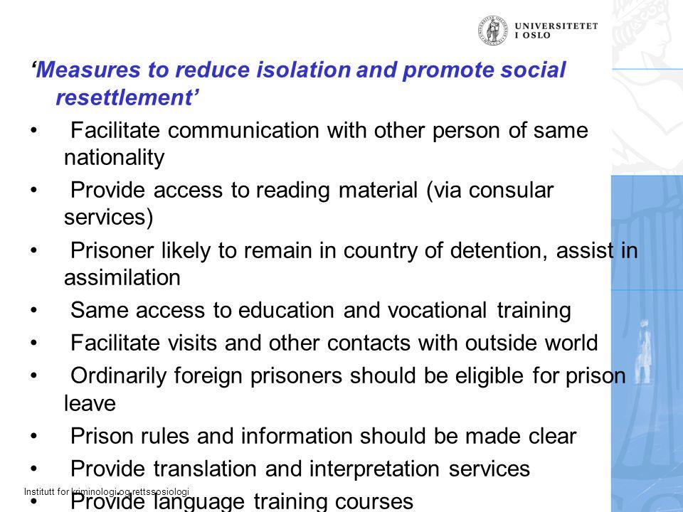 Institutt for kriminologi og rettssosiologi Citizenship / statsborgerskap Non-citizens (aliens) Citizens (statsborgere) 'denizens' (delborgere) 'crimmigrants' /krimmigranter