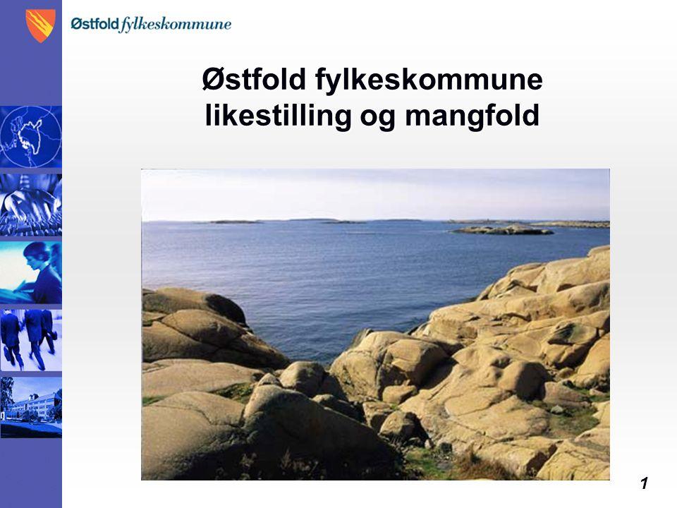 1 Østfold fylkeskommune likestilling og mangfold