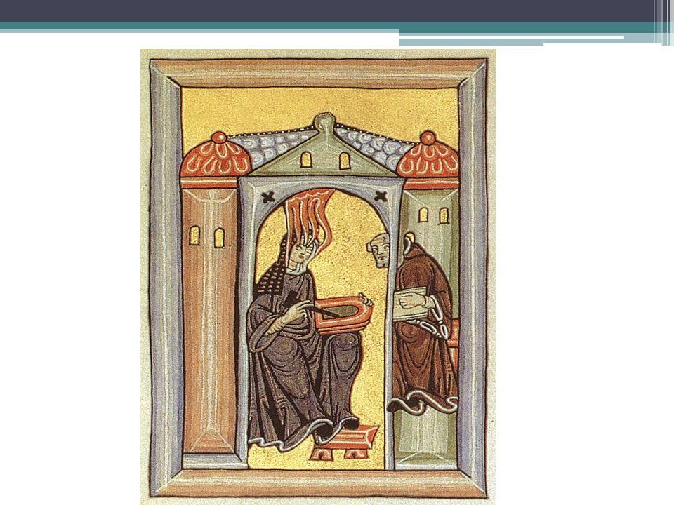 Hildegard en begavet kvinne.