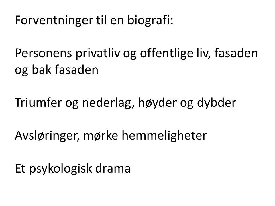 Bekjennelsesbok Frivillig i gapestokken, som også skaper beundring Renselse/katarsis Lars Oftedals bekjennelse i St.