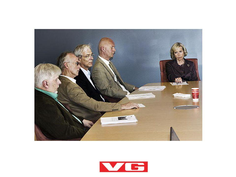 Konsekvenser •Politietterforskning for dokumentfalsk, løyet for offentlig tjenestemann, svindel •Gransking av SAFH •Per Haugum erstattes som direktør •Liv Løberg er sykemeldt og meldt ut av FrP.