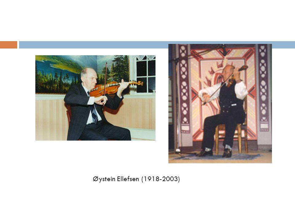 Øystein Ellefsen (1918-2003)