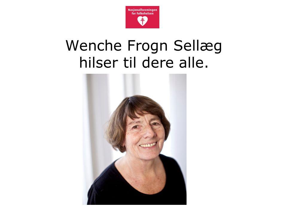 Et godt liv med demens Hamar 13.04.2013 Wenche Frogn Sellæg/ Kari-Ann Baarlid
