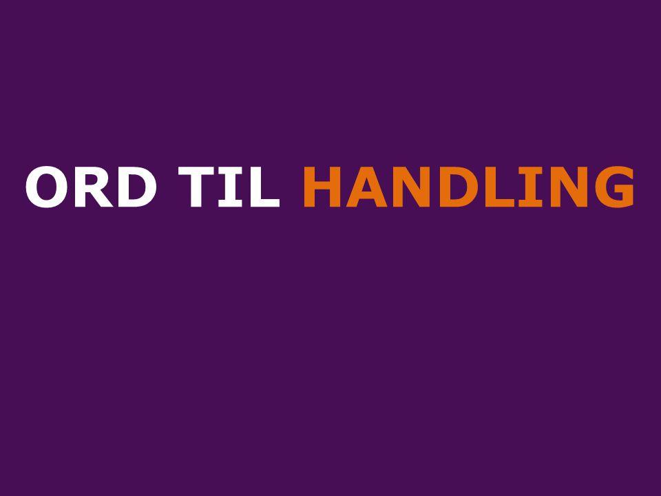 ORD TIL HANDLING