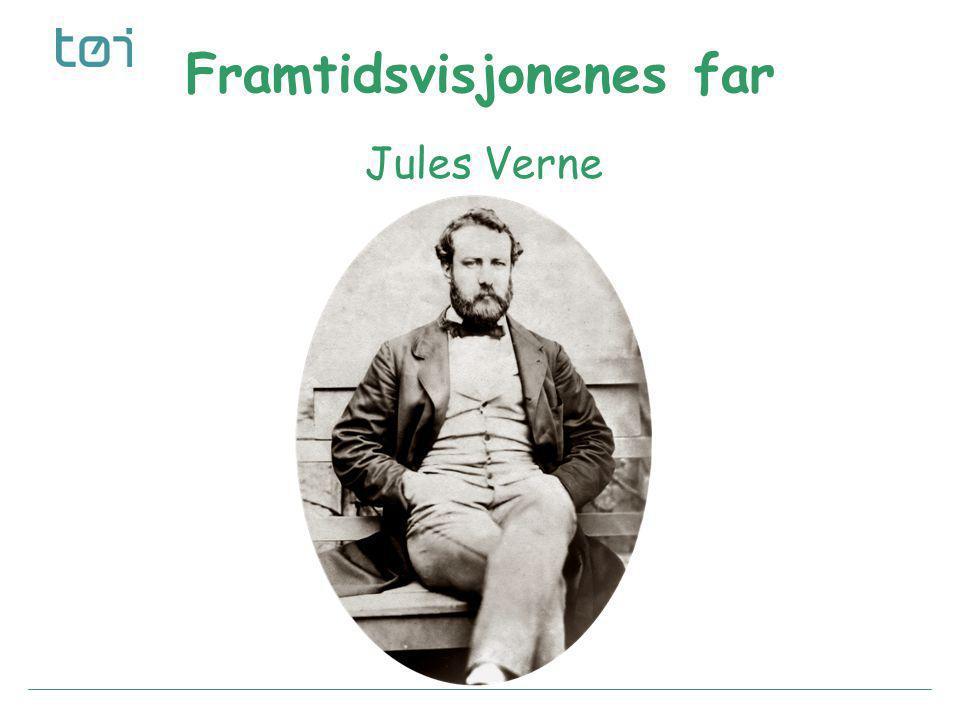 Framtidsvisjonenes far Jules Verne