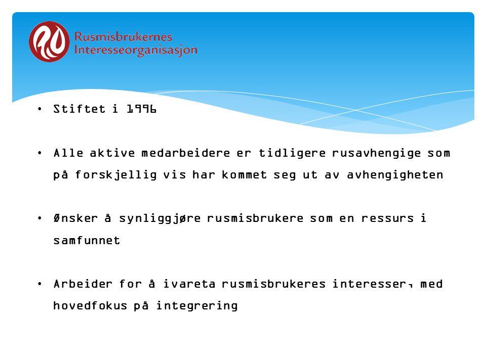 Helse og sosialfaglig personale Byråkrater Brukere/Pårørende Media Privat Næringsliv
