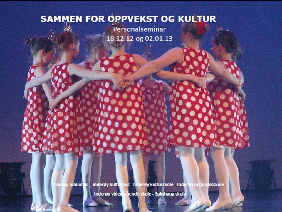 Personalseminar IOKS Kjøreplan 18.desember 2012 Inderøy kulturhus Versjon 5.desember
