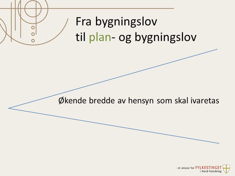 Hvem styrer forutsetningene for planlegging.Hvem styrer planprosessene.