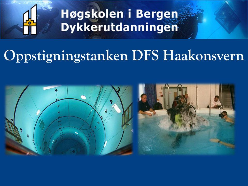Oppstigningstanken DFS Haakonsvern