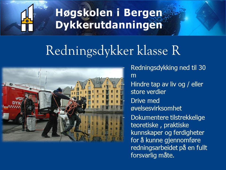 Norsk Redningsdykker Forum (NRF) -Er et fagforum som skal arbeide for en effektiv og sikker redningsdykkertjeneste.