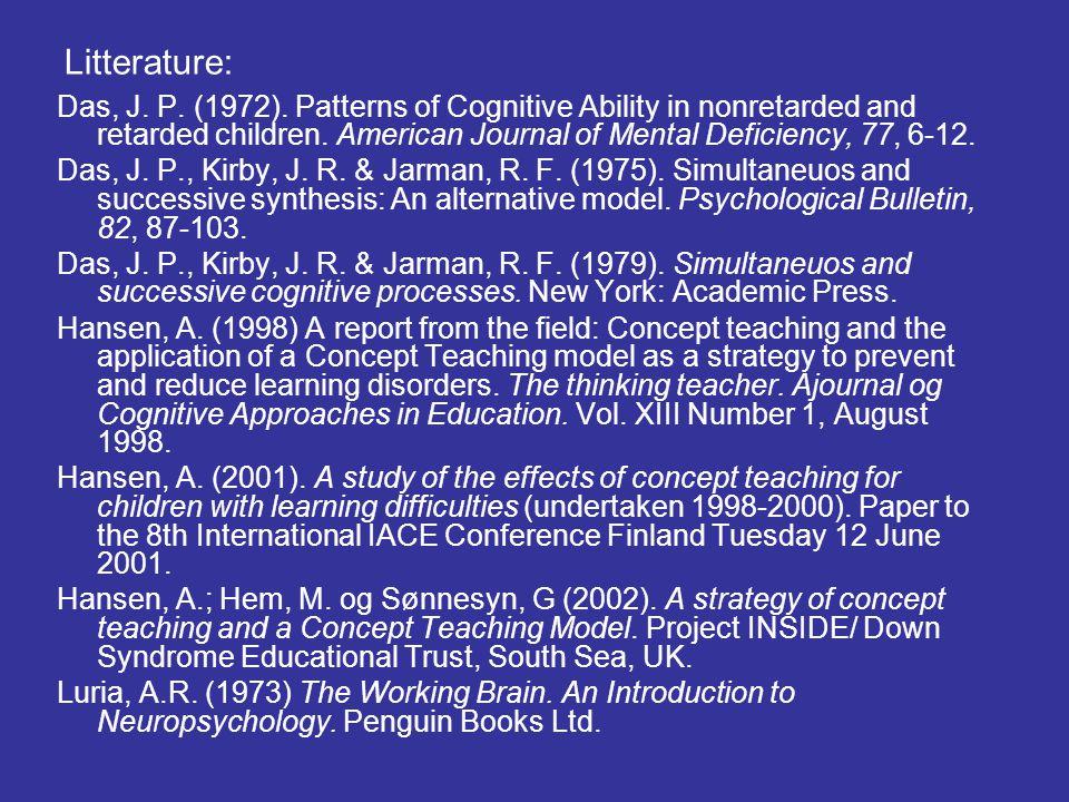 Maritain, J.(1979). Education at the Crossroads. Yale University Press, London.