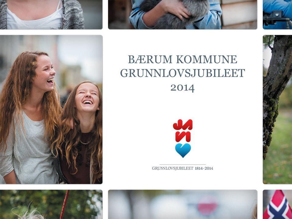 BÆRUM KOMMUNE GRUNNLOVSJUBILEET 2014