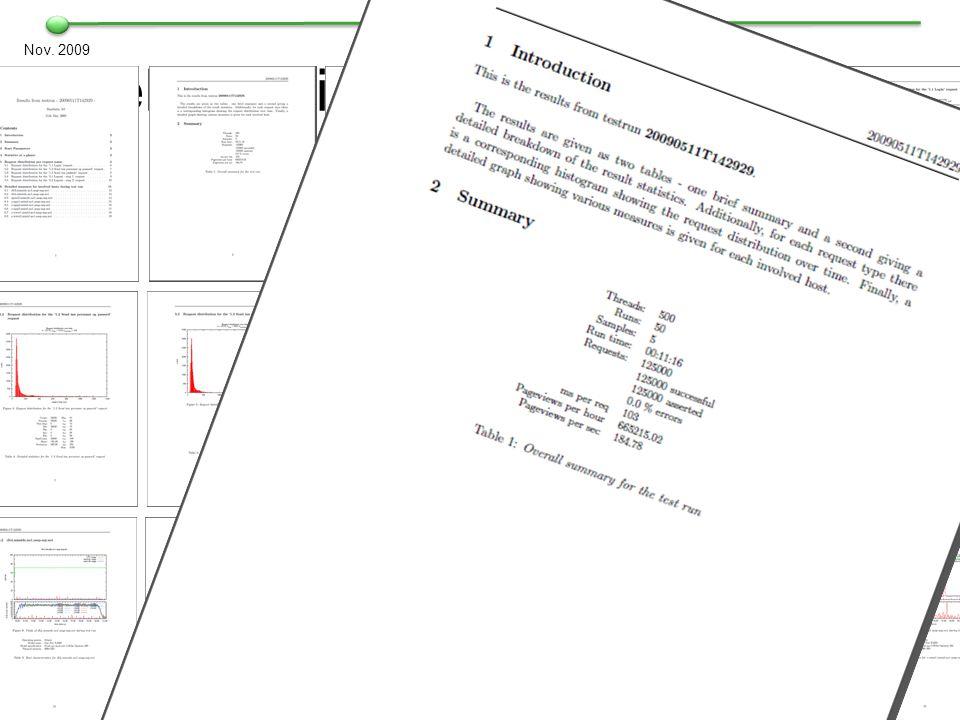 Ytelsetesting av MinID 3.0 Nov. 2009 Direktoratet for forvaltning og IKT