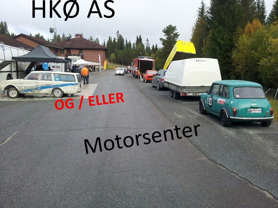 HKØ AS Motorsenter OG / ELLER