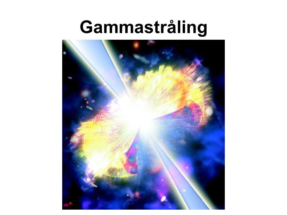 Gammastråling