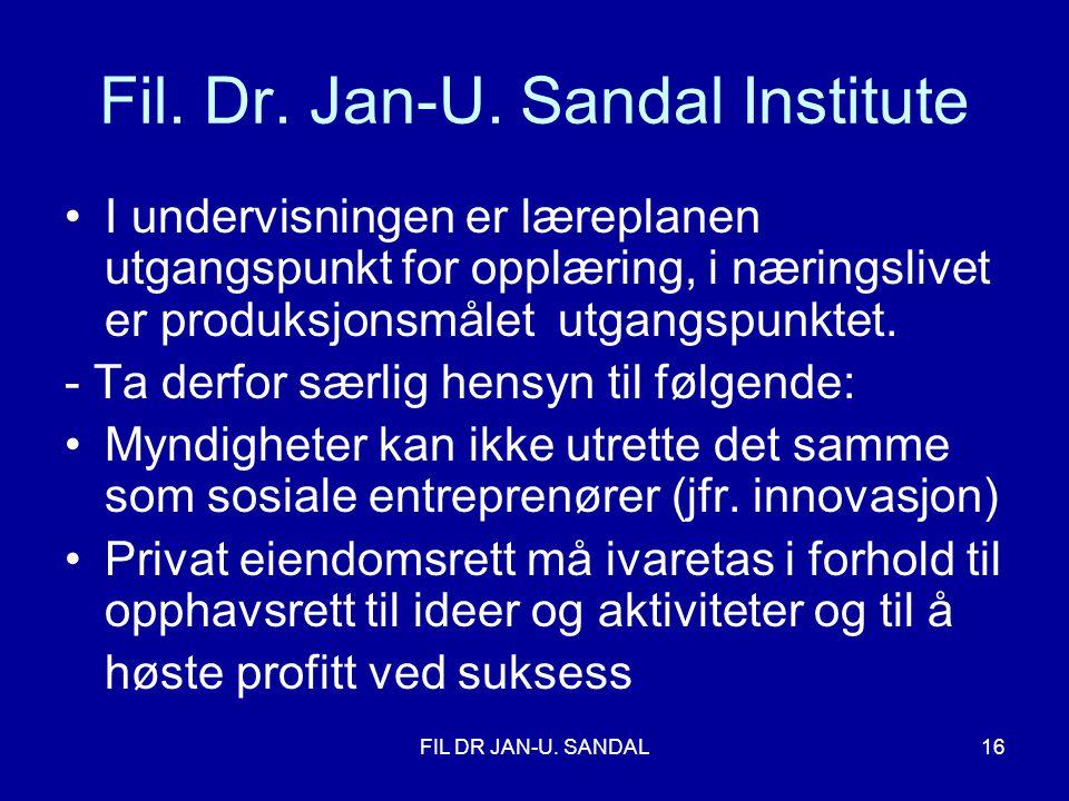 FIL DR JAN-U.SANDAL16 Fil. Dr. Jan-U.