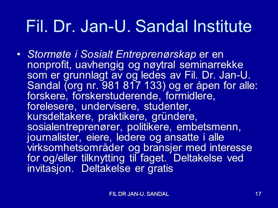 FIL DR JAN-U.SANDAL17 Fil. Dr. Jan-U.