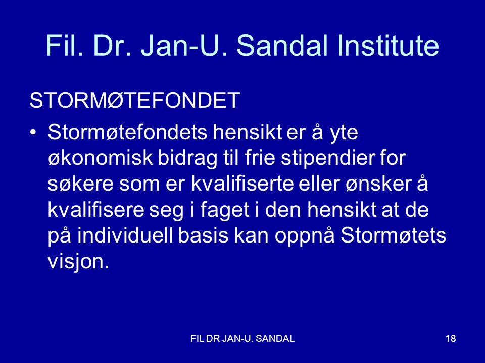 FIL DR JAN-U.SANDAL18 Fil. Dr. Jan-U.