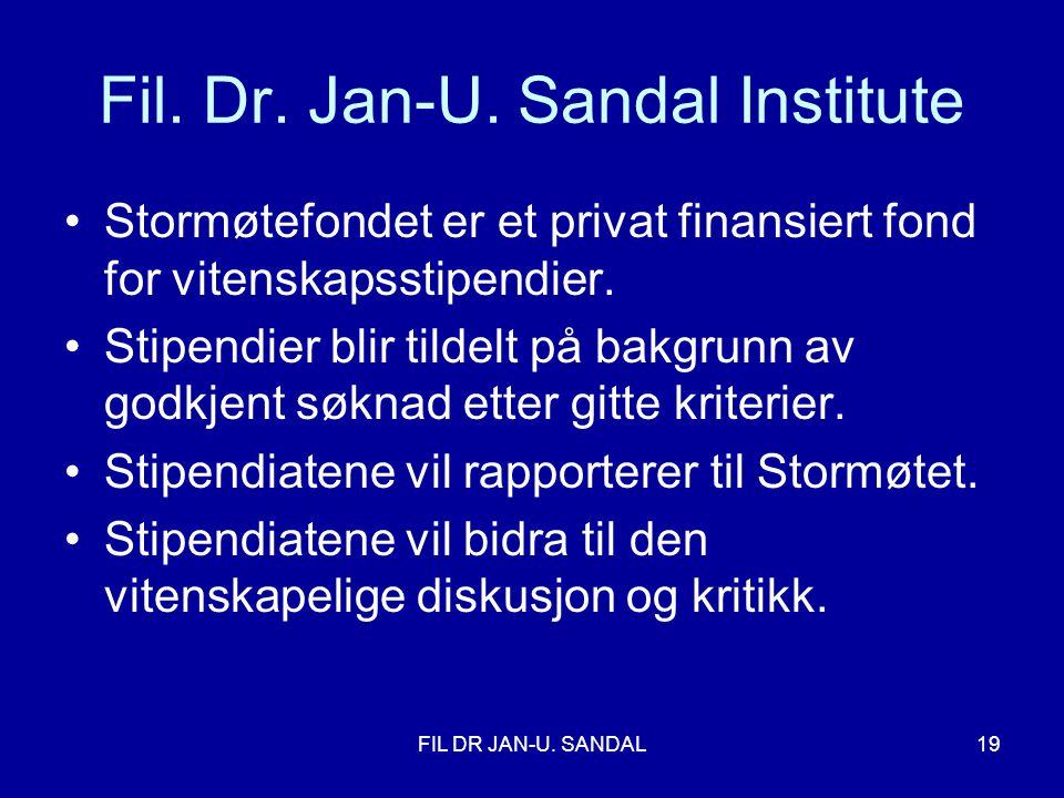 FIL DR JAN-U.SANDAL19 Fil. Dr. Jan-U.