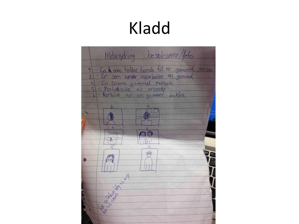 Kladd