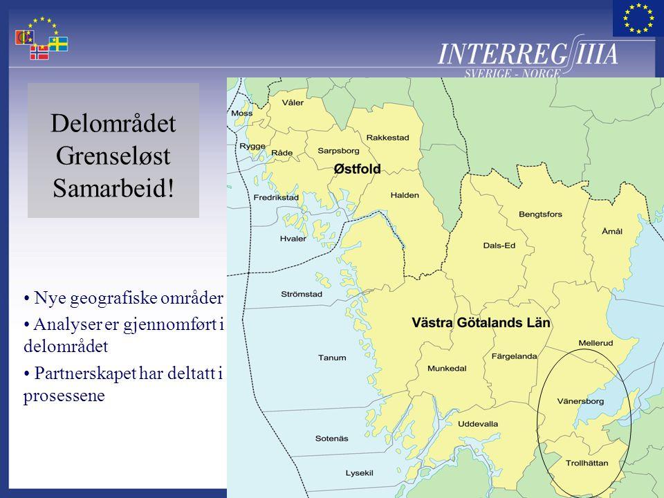Delområdet Grenseløst Samarbeid.