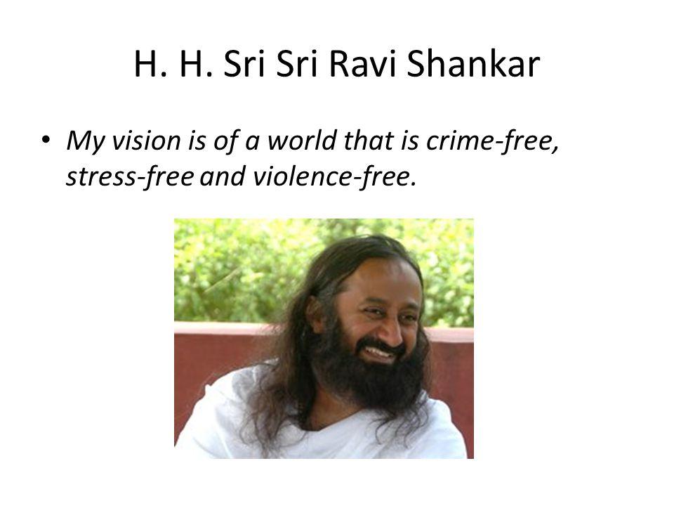 IAHV The International Association for Human Values Sri Sri Ravi Shankar presenterte the Universal Declaration of Human Values ved Kennedy senteret for utøvende kunst i Washington DC under Art of Livings 25 års jubileumsfeiring.