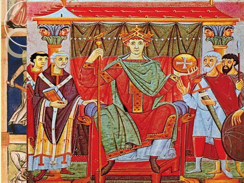 Investiturstriden  I 1122 ble det inngått et forlik mellom kirken og keiseren i Worms  Paven fikk myndighet til å utnevne biskopene  Pavekirken var på sitt mektigste på begynnelsen av 1200-tallet  Etter dette oppstod det en rekke uroligheter innad i kriken, som blant annet førte til at flere paver krevde makten  Pavemakten flyttet en lengre periode til Avignon i Sør-Frankriket