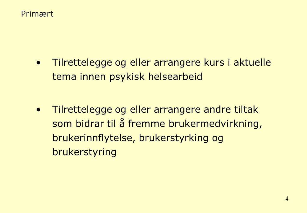 3 Bikubens visjon Bikuben skal være et opplæringstilbud for hele Nord Norge som ved hjelp av brukerressurser bidrar til å bygge opp livskvalitet og livsglede med ansvar for egen helse og egen læring