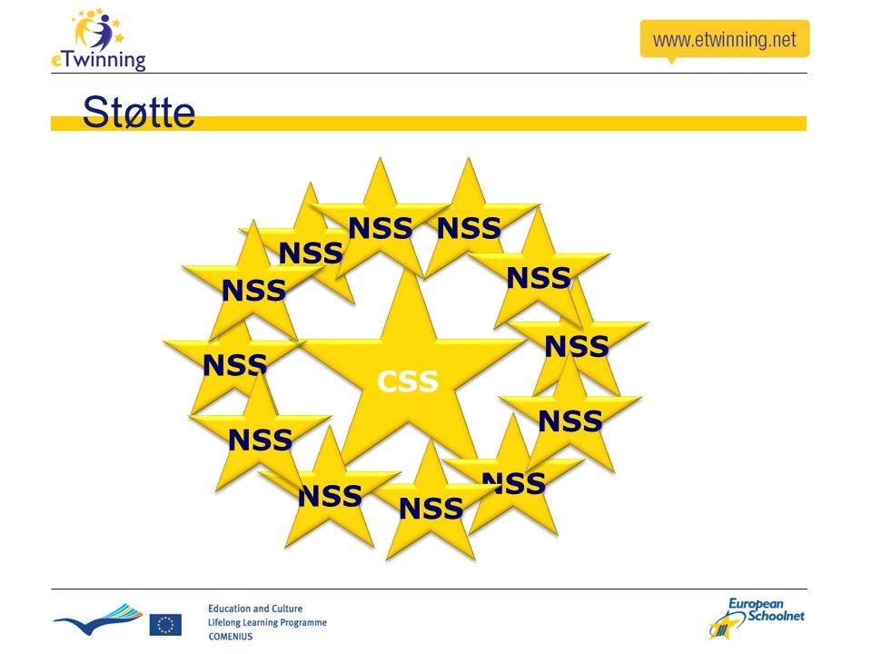 CSS NSS Støtte
