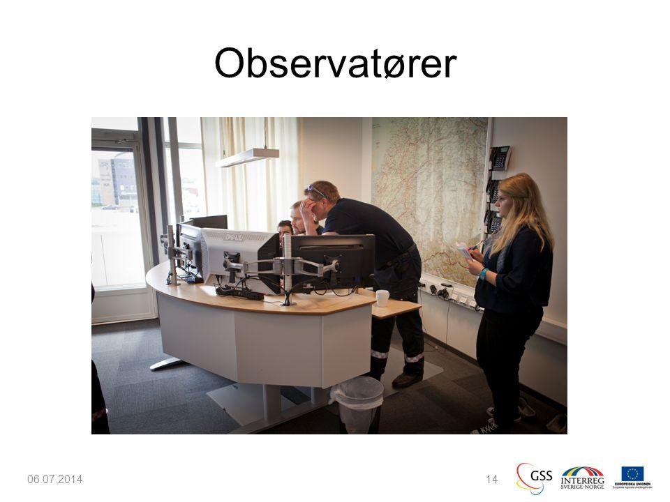 Observatører 06.07.201414