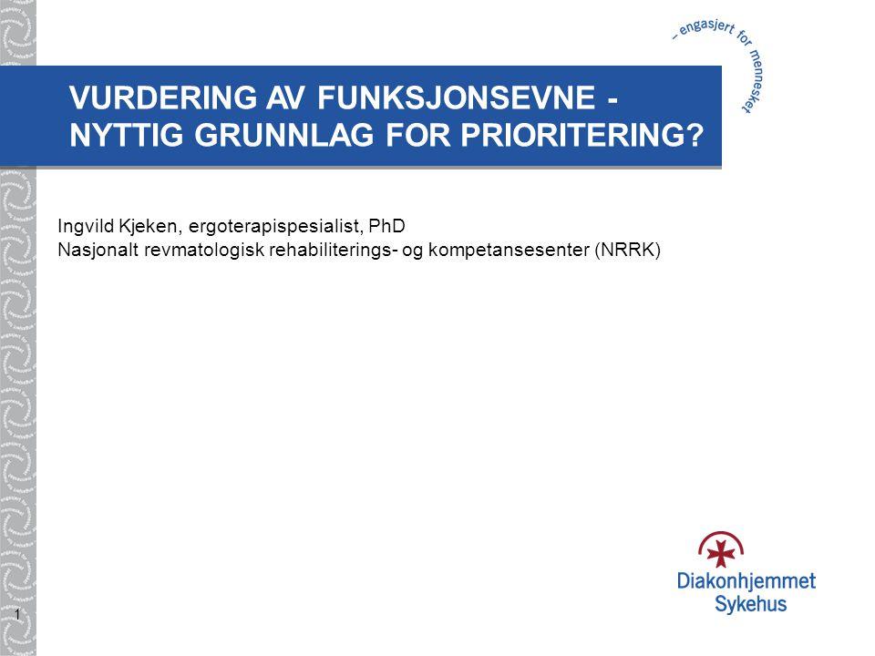 32 Tidsskrift for den Norske Legeforening 7/2008