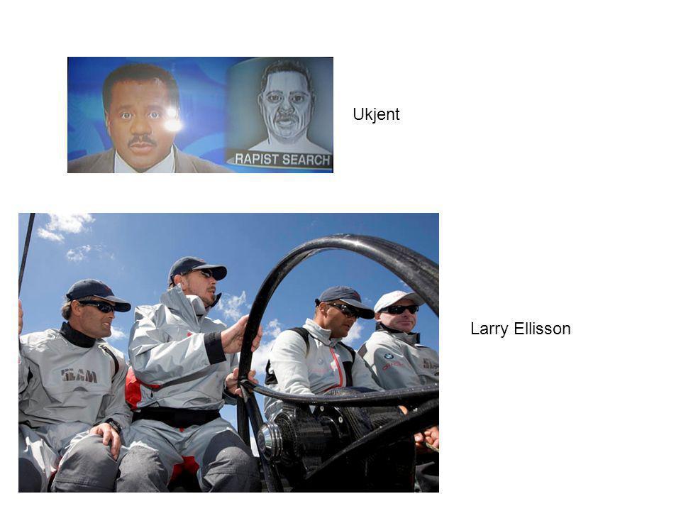 Ukjent Larry Ellisson