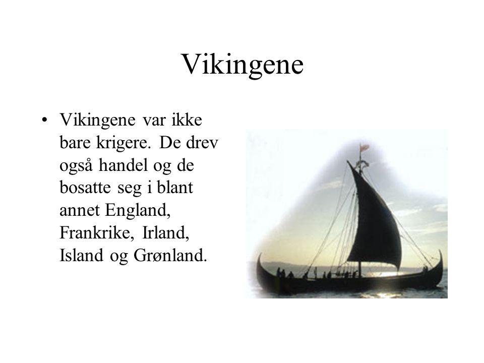 Hvor flyttet vikingene?