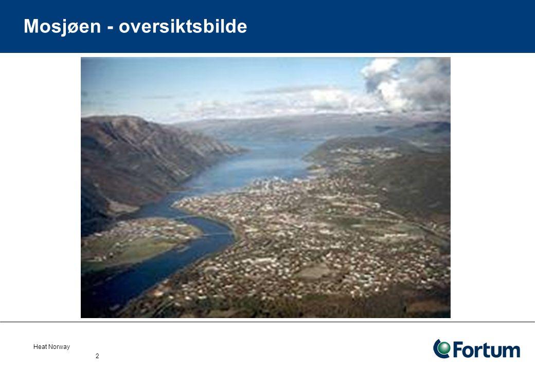 Heat Norway 3 Mosjøen er kjent for .