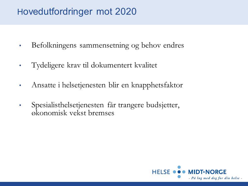 Utfordringsbildet 2010