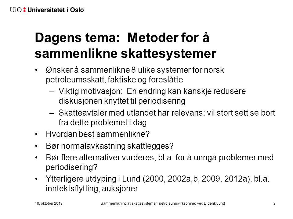 System 7 og 8: Som 6 og 5, men med saldosavskrivning i stedet for dagens 6 år lineær 18.