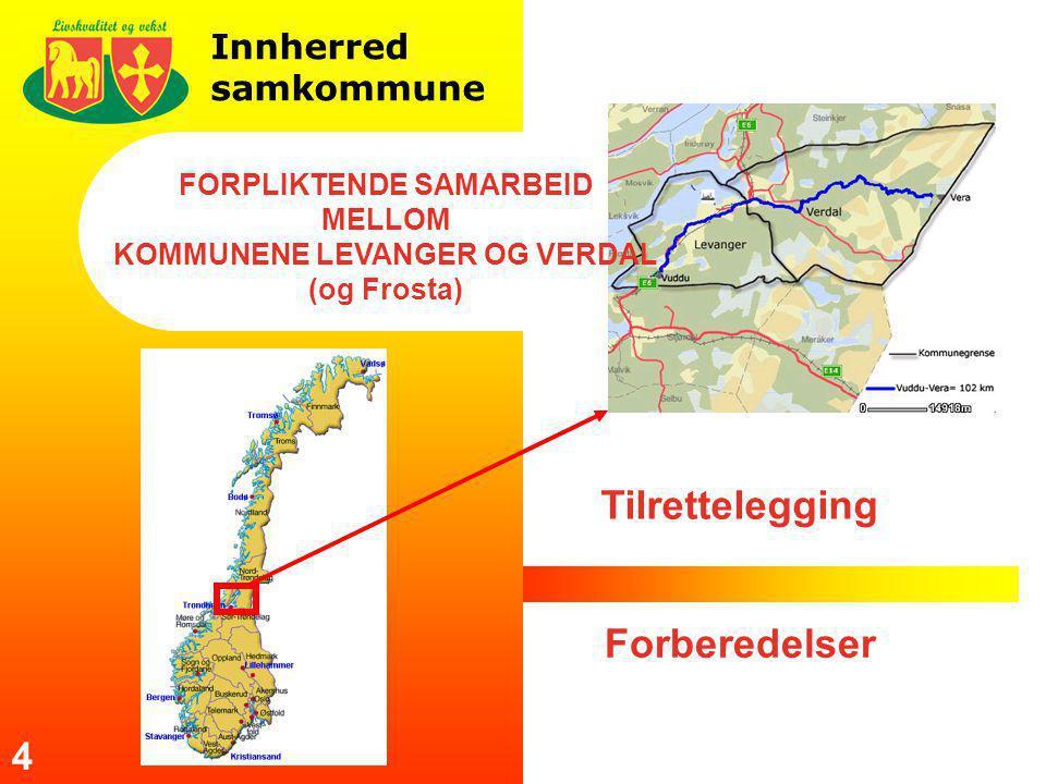 Besøk fra Aremark og Rakkestad 27.08.04 www.innherred-samkommune.no 15 Bedriften Innherred samkommune 8 enheter 244 medarbeidere 195,8 årsverk Driftsbudsjett 2004 på ca.