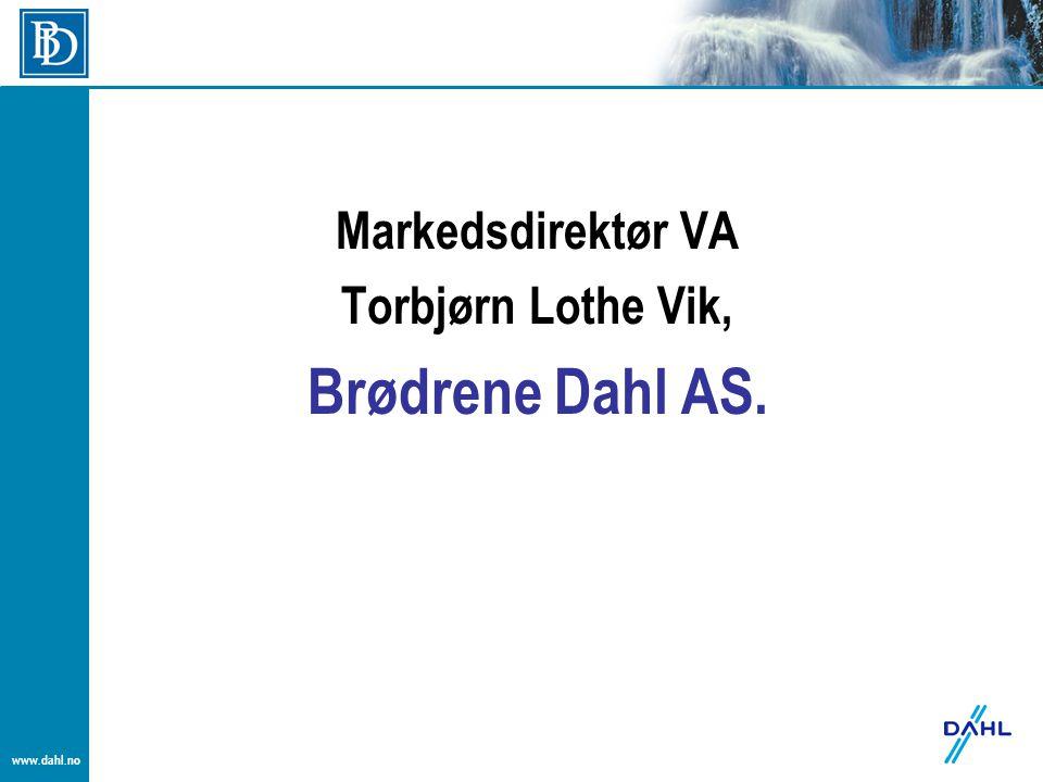 www.dahl.no Kilder for lekkasjetallene World Water & Environmental Engineering.