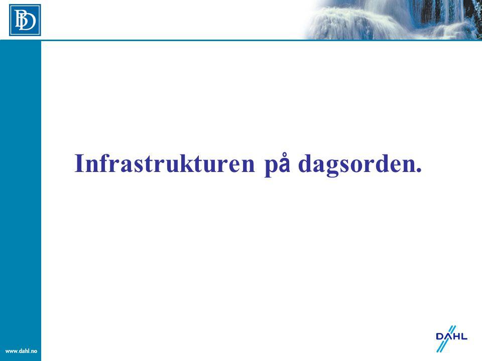 www.dahl.no - Sannsynligvis er lekkasjene i Norge ca.