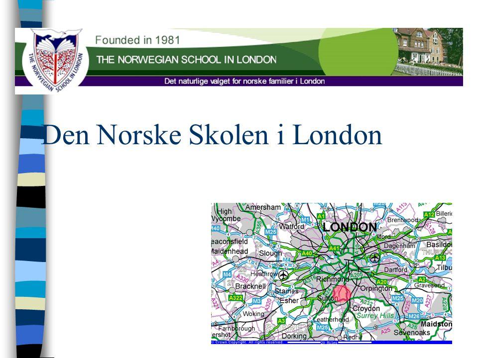 Den Norske Skolen i London