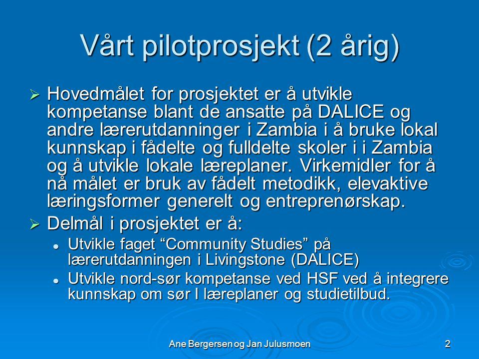 Ane Bergersen og Jan Julusmoen3 Entreprenørskap  Hva er en entreprenør.