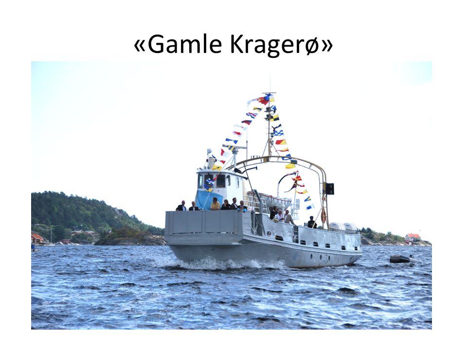 «Gamle Kragerø»