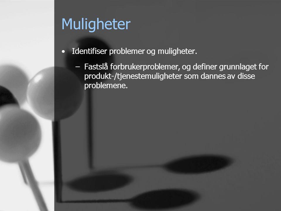 Forretningskonsept Oppsummer hovedteknologien, konseptet eller  strategien firmaet er basert på.