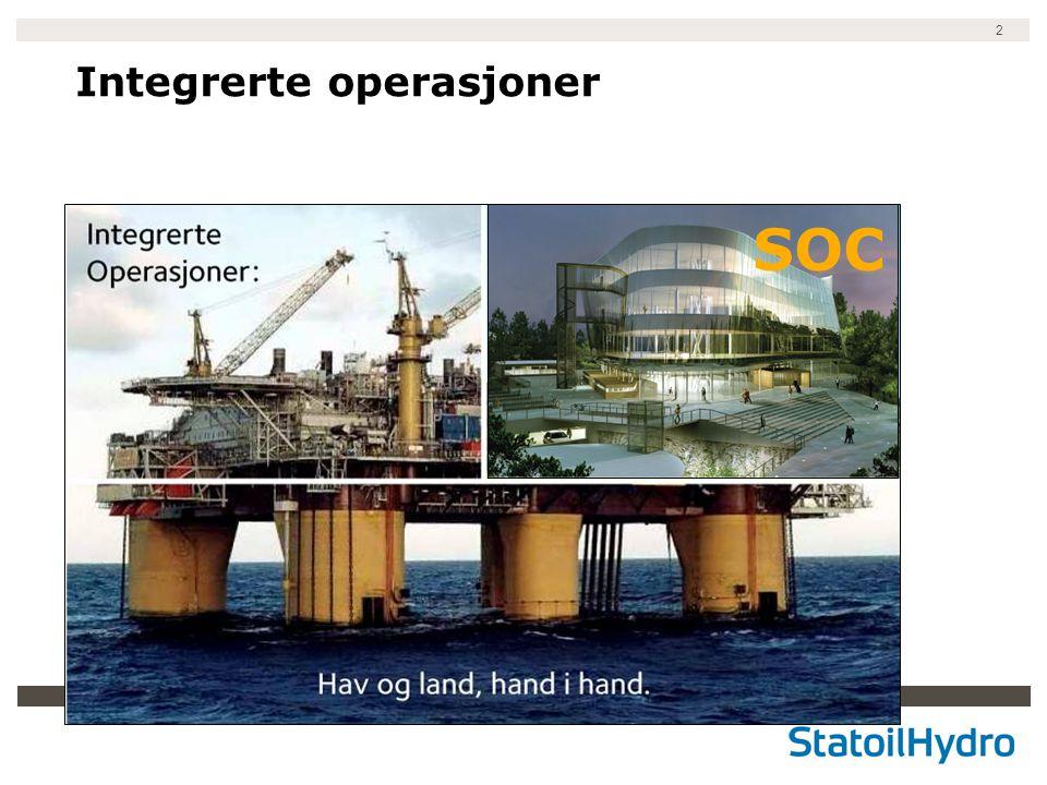 2 Integrerte operasjoner SOC