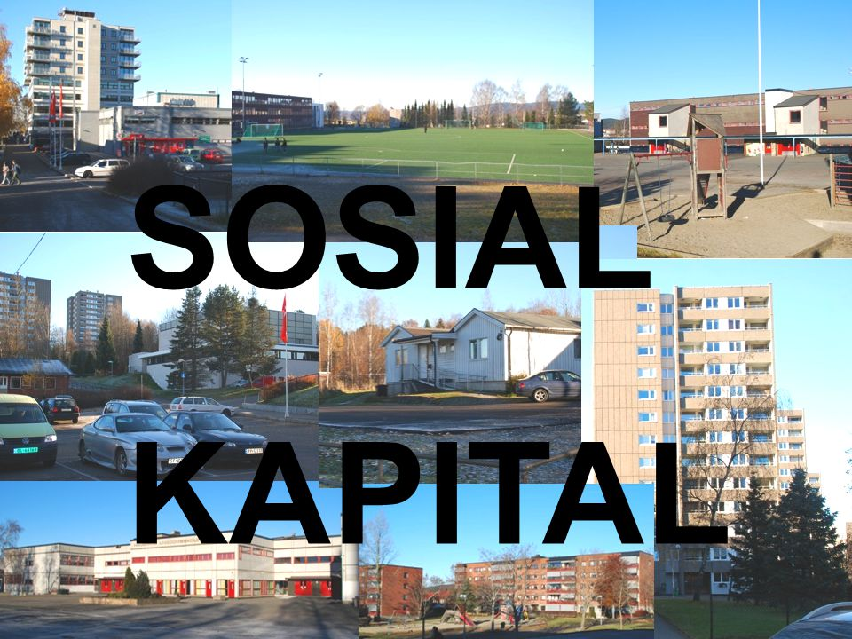 SOSIAL KAPITAL