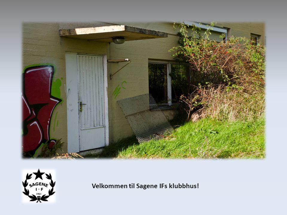 Velkommen til Sagene IFs klubbhus!